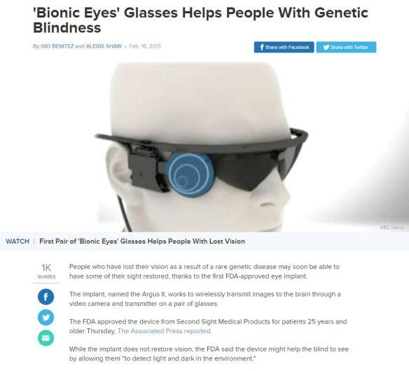 Blind Tech