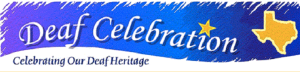 Deaf Celebration Logo