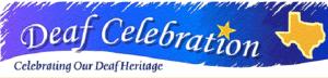 Deaf Celebration Logo