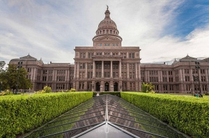 picture of the Texas Capitol building