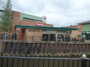 Picture of a Starbuck's restaurant