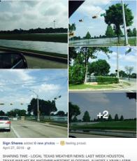 houston flood pictures