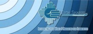 Sign Shares Interpreter Your World