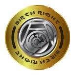 Birth Right Galak's Rising logo